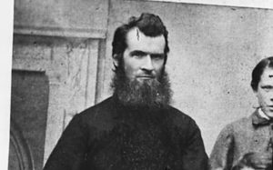 Dewi Havhesp, itinerant poet and tailor, died in the Bala workhouse in 1884.
